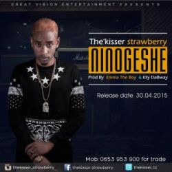 Thekisser Strawberry - Umependeza
