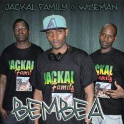 Jackal family - Chuki