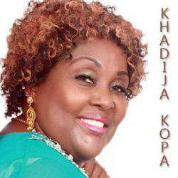Khadija Kopa - Fahari ya mwanamke