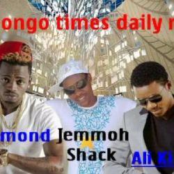 Jemmoh Shacksalia - Mtoto wa geti kali