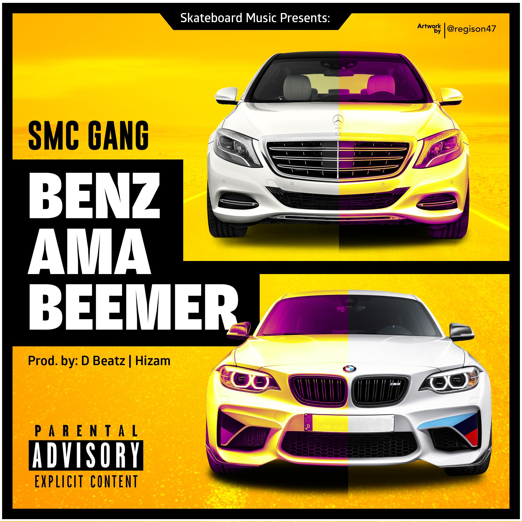 Benz Ama Beemer Slim Sosa