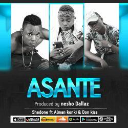 don kiss - Asante
