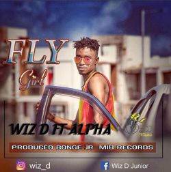 Wiz D - Fly Girl ft Alpha