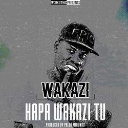 Wakazi - Hapa Wakazi Tu