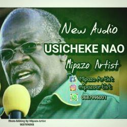 Mipazo - Usicheke Nao