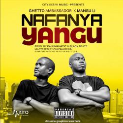 MANSU-LI - Nafanya Yangu